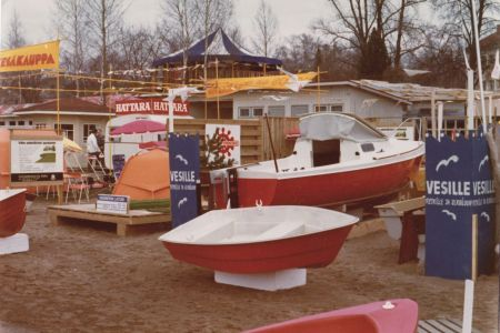 Vene-ja vapaa-aikanäyttely